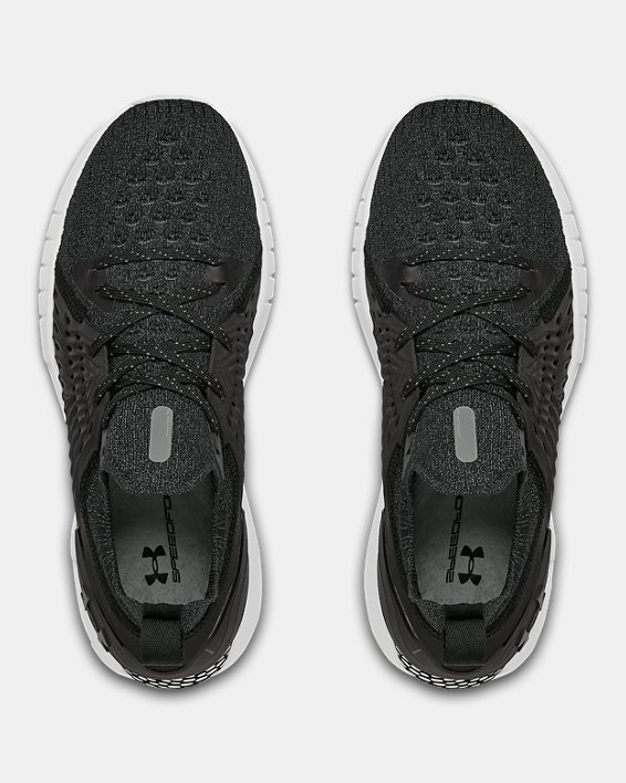Women's UA HOVR™ Phantom RN Running Shoes, Black, pdpMainDesktop image number 2
