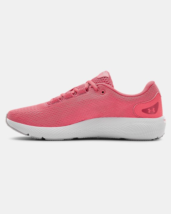 Women's UA Charged Pursuit 2 Running Shoes, Pink, pdpMainDesktop image number 1