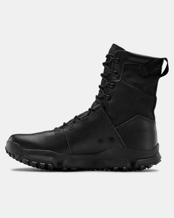 Men's UA Tac Loadout Boots, Black, pdpMainDesktop image number 1