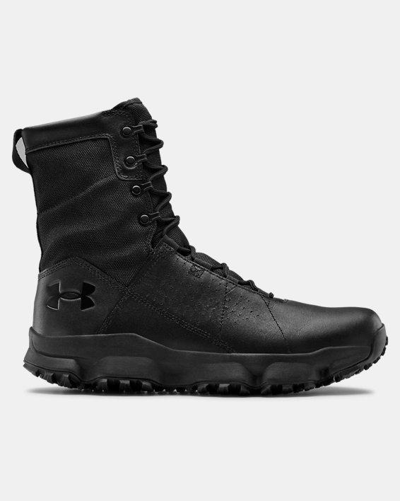Men's UA Tac Loadout Boots, Black, pdpMainDesktop image number 0
