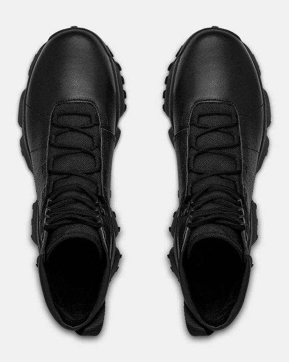 Men's UA Tac Loadout Boots, Black, pdpMainDesktop image number 2