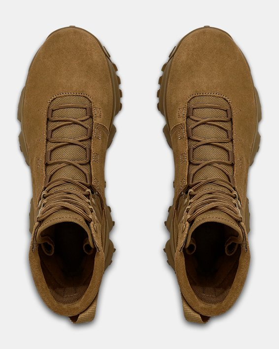 Men's UA Tac Loadout Boots, Brown, pdpMainDesktop image number 2