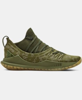 Men's UA ICON Curry 5 LE Basketball Shoes  1  Color Available $170
