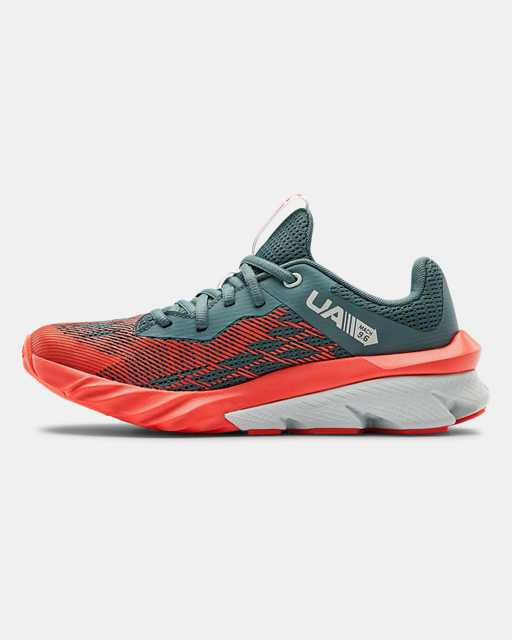 Boys' Grade School UA Charged Scramjet 3 Running Shoes