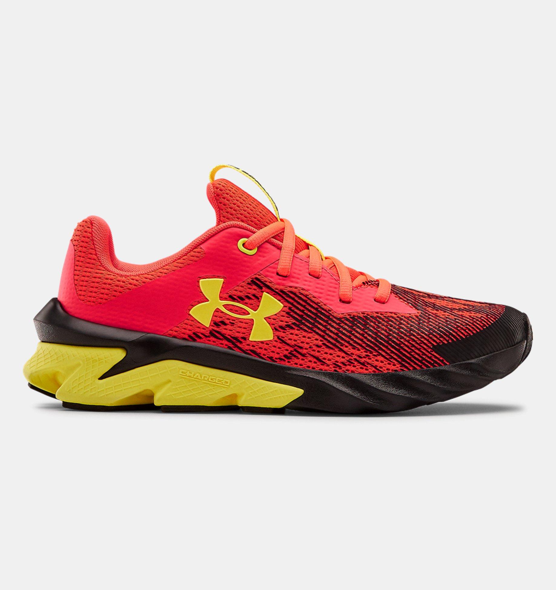 Underarmour Boys Grade School UA Charged Scramjet 3 Running Shoes