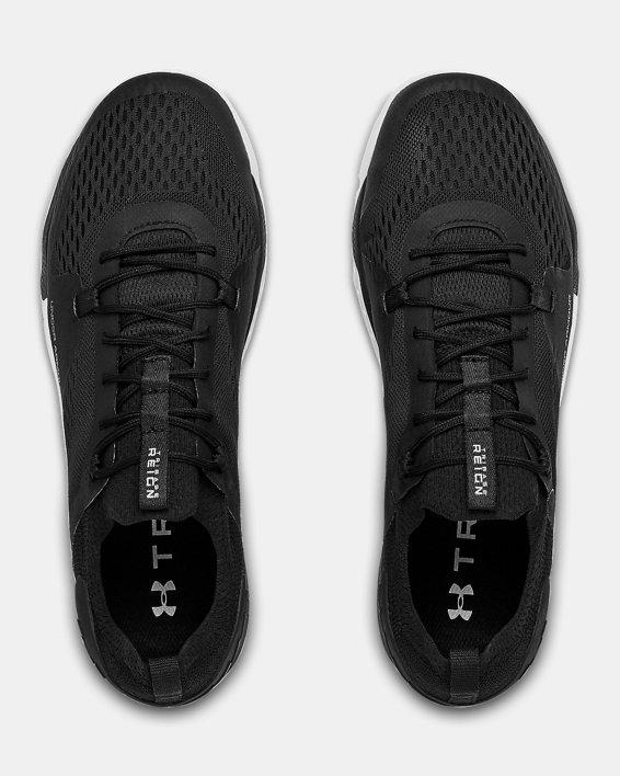 Men's UA TriBase™ Reign 2 Training Shoes, Black, pdpMainDesktop image number 3