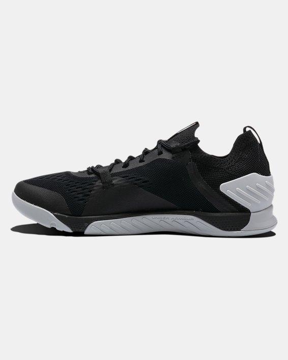 Women's UA TriBase™ Reign 2 Training Shoes, Black, pdpMainDesktop image number 1