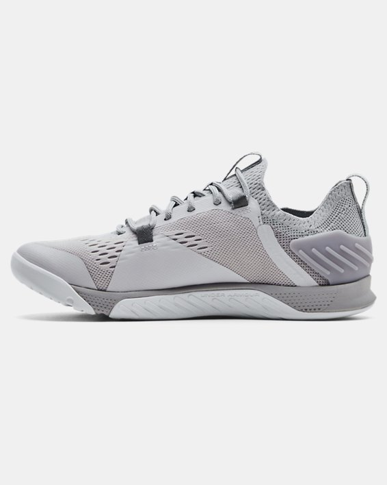 Women's UA TriBase™ Reign 2 Training Shoes, Gray, pdpMainDesktop image number 1