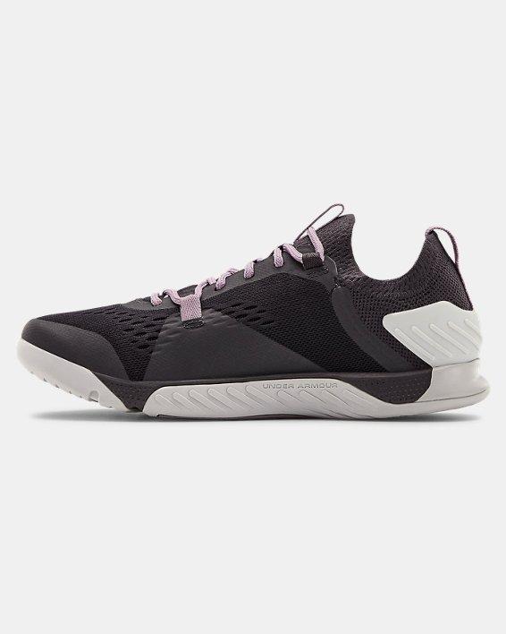 Women's UA TriBase™ Reign 2 Training Shoes, Purple, pdpMainDesktop image number 1