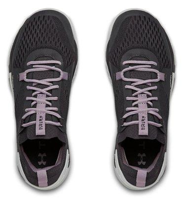 Under Armour UA W Tribase Reign PRNT Chaussures de Fitness Femme
