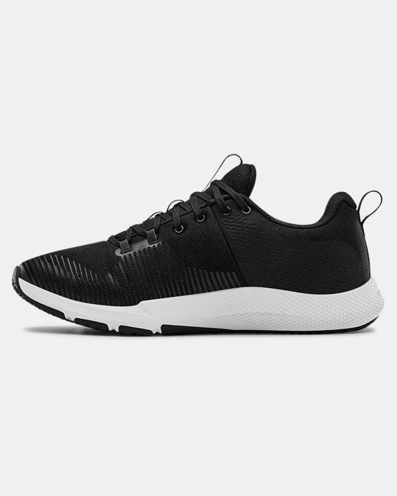 Men's UA Charged Engage Training Shoes, Black, pdpMainDesktop image number 1