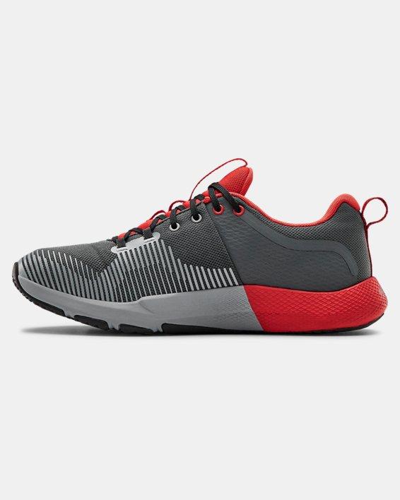 Men's UA Charged Engage Training Shoes, Gray, pdpMainDesktop image number 1