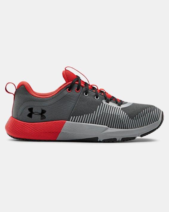 Men's UA Charged Engage Training Shoes, Gray, pdpMainDesktop image number 0