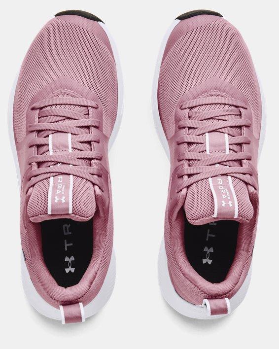 Women's UA Charged Aurora Training Shoes, Pink, pdpMainDesktop image number 2