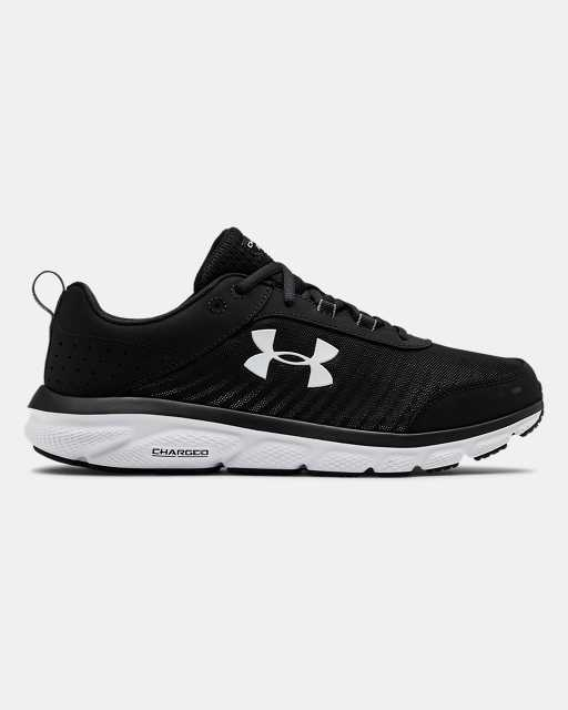 Men's UA Charged Assert 8 Wide 4E Running Shoes