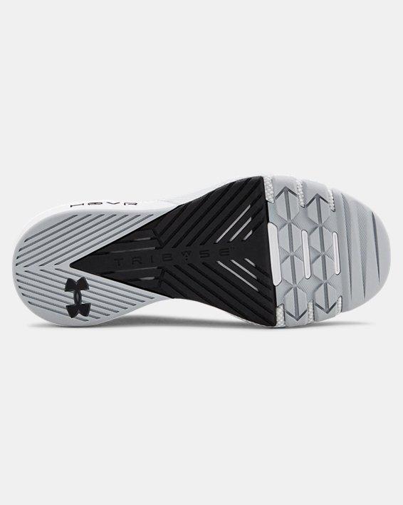 Grade School UA Project Rock 2 Training Shoes, Black, pdpMainDesktop image number 4