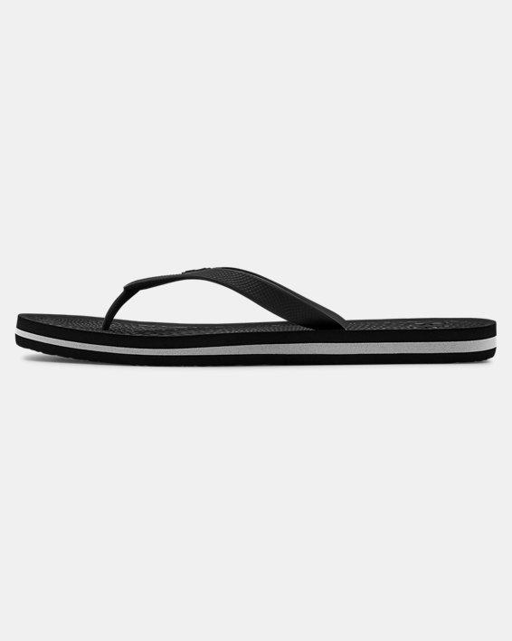 Men's UA Atlantic Dune Sandals, Black, pdpMainDesktop image number 1