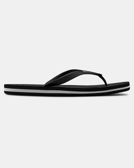 Men's UA Atlantic Dune Sandals, Black, pdpMainDesktop image number 0