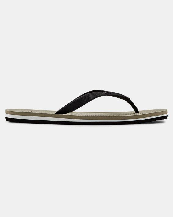 Men's UA Atlantic Dune Sandals, Brown, pdpMainDesktop image number 0
