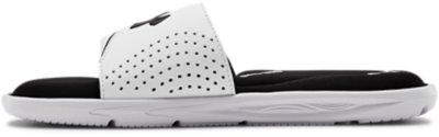 Under Armour Ignite VIII SL Comfort Slide Sandals Black 006
