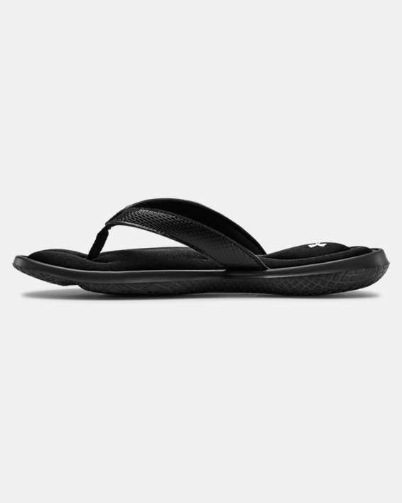 Women's UA Marbella VII Sandals, Black, pdpMainDesktop image number 1