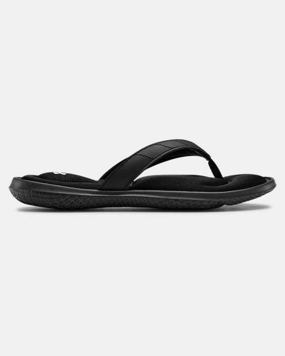 Women's UA Marbella VII Sandals, Black, pdpMainDesktop image number 0