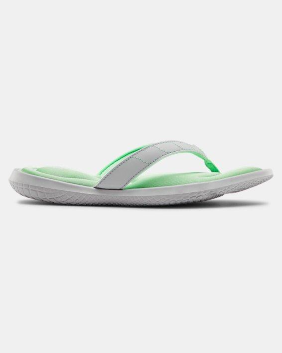 Women's UA Marbella VII Sandals, Gray, pdpMainDesktop image number 0
