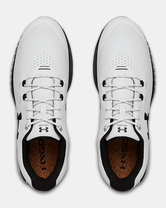 Men's UA HOVR™ Drive GORE-TEX® Golf Shoes, White, pdpMainDesktop image number 3