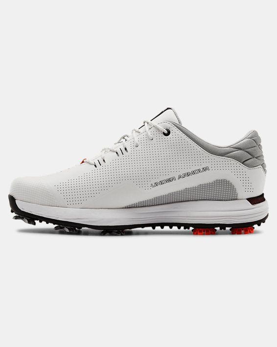 Men's UA HOVR™ Matchplay Golf Shoes, White, pdpMainDesktop image number 1