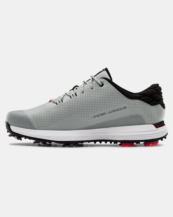 Men's UA HOVR™ Matchplay Golf Shoes, Gray, pdpMainDesktop image number 1