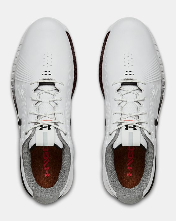 Men's UA HOVR™ Show SL GORE-TEX® Golf Shoes, White, pdpMainDesktop image number 3