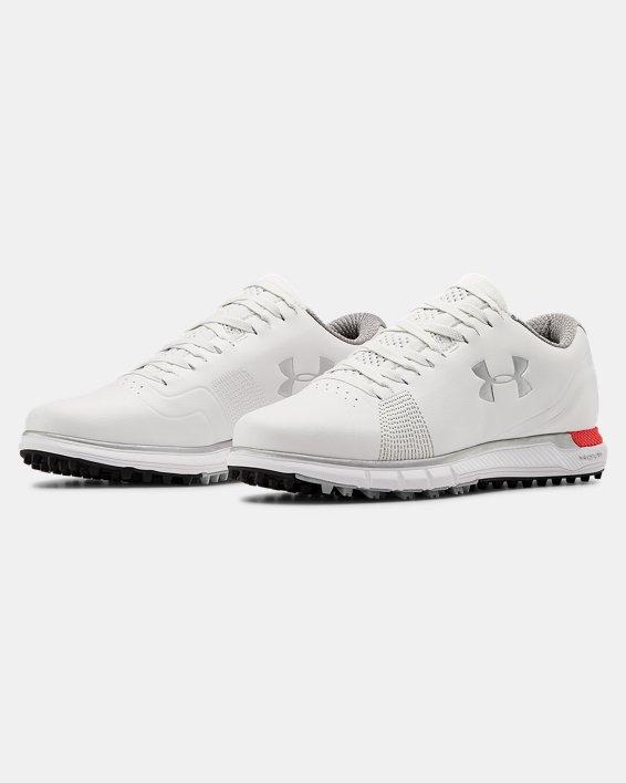 Women's UA HOVR™ Fade SL Golf Shoes, White, pdpMainDesktop image number 4
