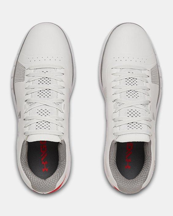 Women's UA HOVR™ Fade SL Golf Shoes, White, pdpMainDesktop image number 3