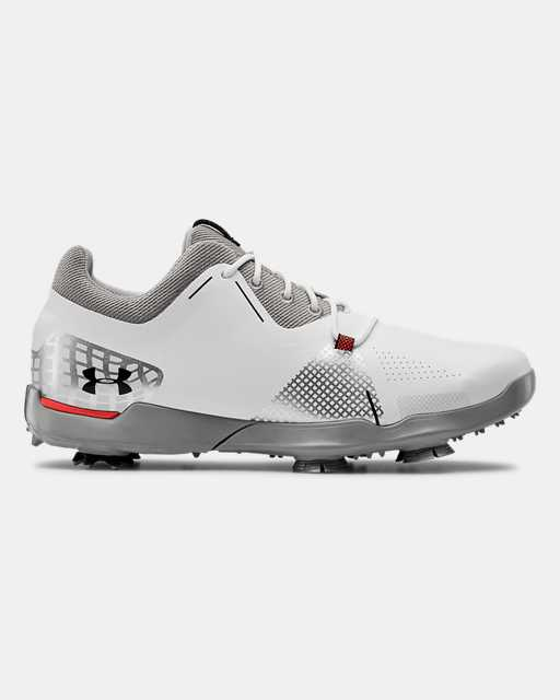 UA Spieth 4 Jr. Golf Shoes
