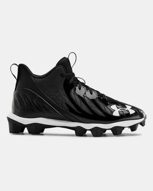 Boys' UA Spotlight Franchise RM Jr. Football Cleats
