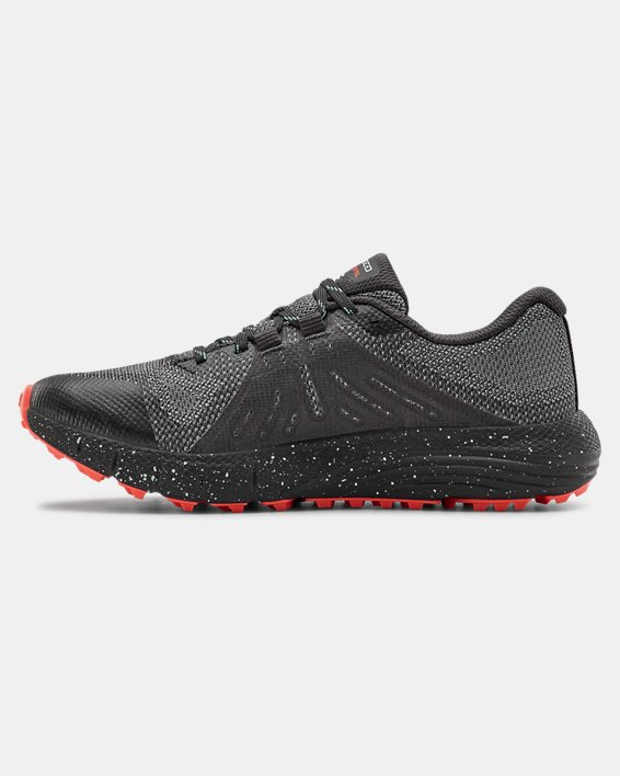 Women's UA Charged Bandit Trail GORE-TEX® Running Shoes, Gray, pdpMainDesktop image number 1
