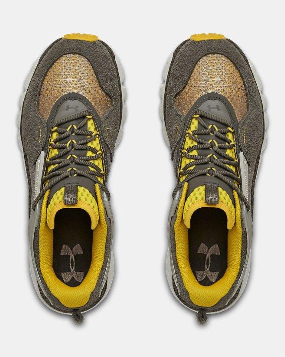 Unisex UA HOVR™ Summit BHM Sportstyle Shoes, Brown, pdpMainDesktop image number 2