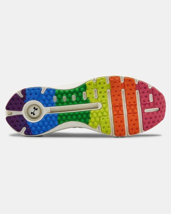 Unisex UA HOVR™ Phantom Slip Pride TD Sportstyle Shoes, Blue, pdpMainDesktop image number 2