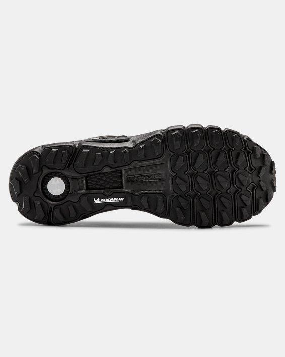 Unisex UA HOVR™ Summit URBN TXT Sportstyle Shoes, Black, pdpMainDesktop image number 2