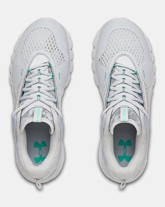 Unisex UA HOVR™ Summit URBN TXT Sportstyle Shoes, Gray, pdpMainDesktop image number 3