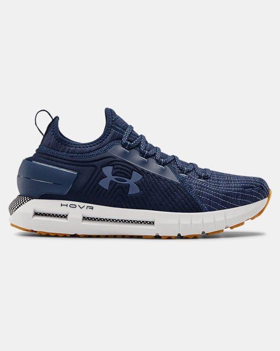 Men's UA HOVR™ Phantom SE SASHIKO Running Shoes, Navy, pdpMainDesktop image number 0
