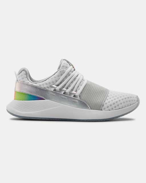 Women's UA Charged Breathe Iridescent Sportstyle Shoes