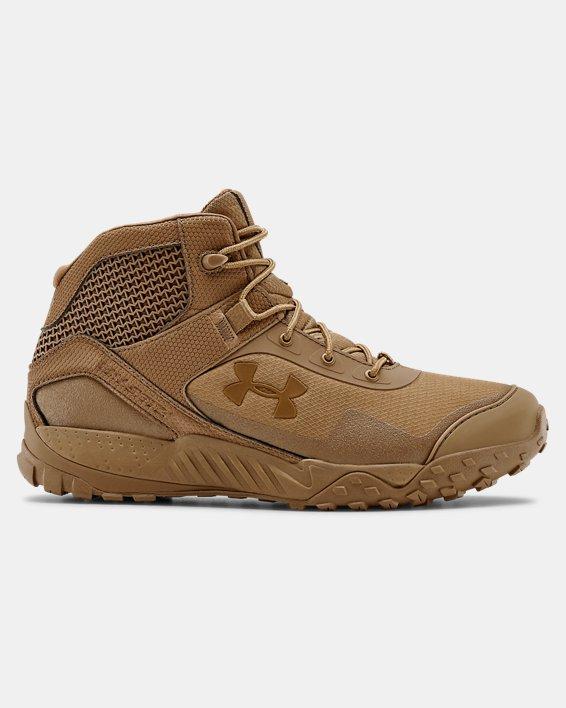 "Men's UA Valsetz RTS 1.5 5"" Tactical Boots, Brown, pdpMainDesktop image number 0"