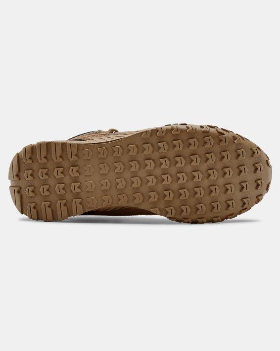"Men's UA Valsetz RTS 1.5 5"" Tactical Boots, Brown, pdpMainDesktop image number 2"