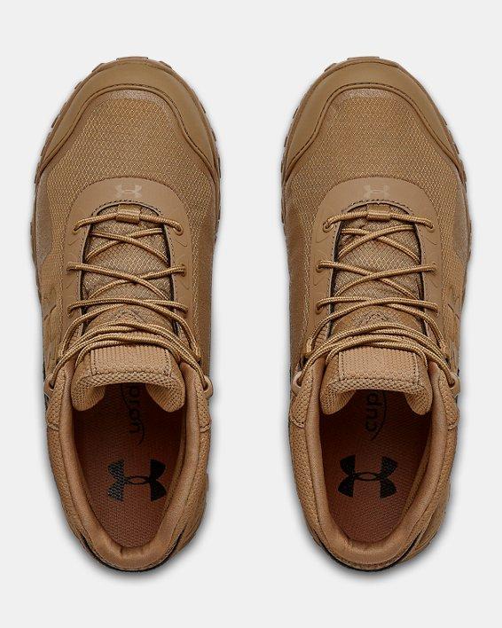 "Men's UA Valsetz RTS 1.5 5"" Tactical Boots, Brown, pdpMainDesktop image number 3"
