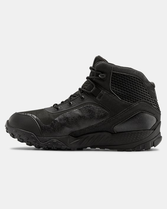 "Men's UA Valsetz RTS 1.5 5"" WP Tactical Boots, Black, pdpMainDesktop image number 1"