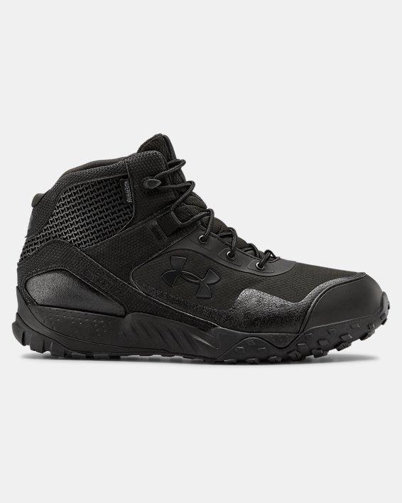 "Men's UA Valsetz RTS 1.5 5"" WP Tactical Boots, Black, pdpMainDesktop image number 0"