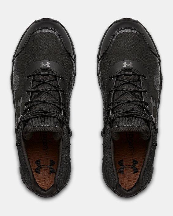 "Men's UA Valsetz RTS 1.5 5"" WP Tactical Boots, Black, pdpMainDesktop image number 2"