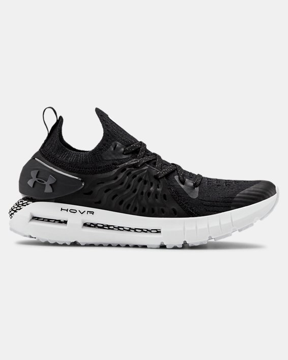 Grade School UA HOVR™  Phantom RN Running Shoes, Black, pdpMainDesktop image number 0