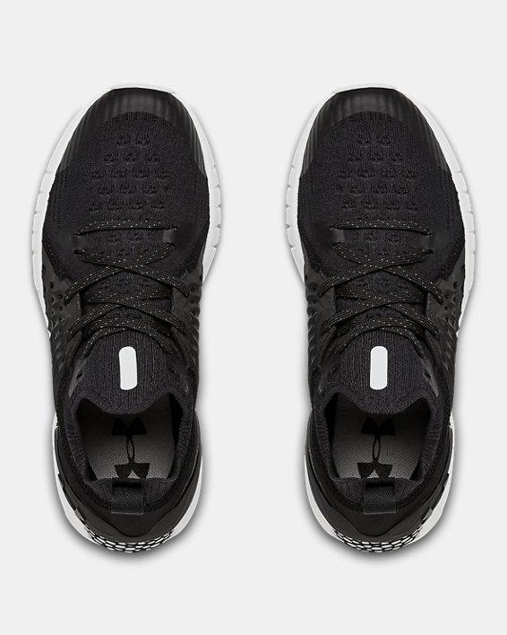 Grade School UA HOVR™  Phantom RN Running Shoes, Black, pdpMainDesktop image number 3